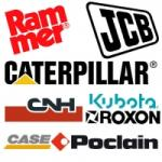 Пики для гидромолотов RAMMER, JСВ, CATERPILLAR, CASE-NEWHOLLAND, KUBOTA, CASE POCLAIN и ROXON